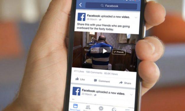 Prueba esta app gratis para descargar vídeos de Facebook con el móvil