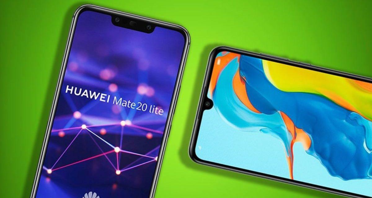 Cómo forzar la actualización de Android 10 en mi Huawei Mate 20 Lite