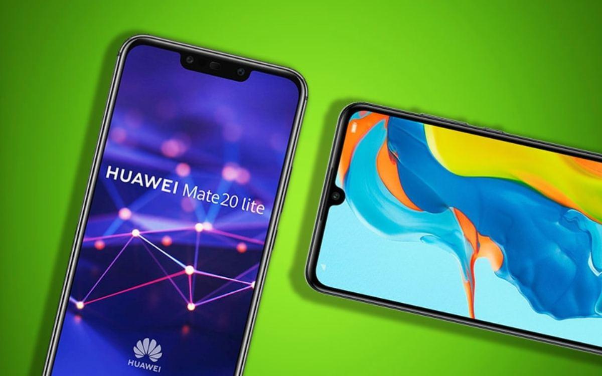 Huawei Mate 20 Lite EMUI10