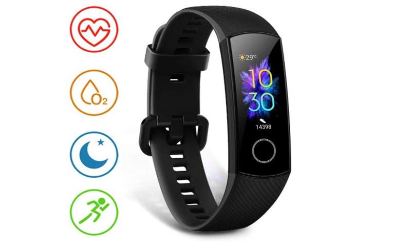 5 pulseras inteligentes para medir tu actividad por menos de 50 euros 4