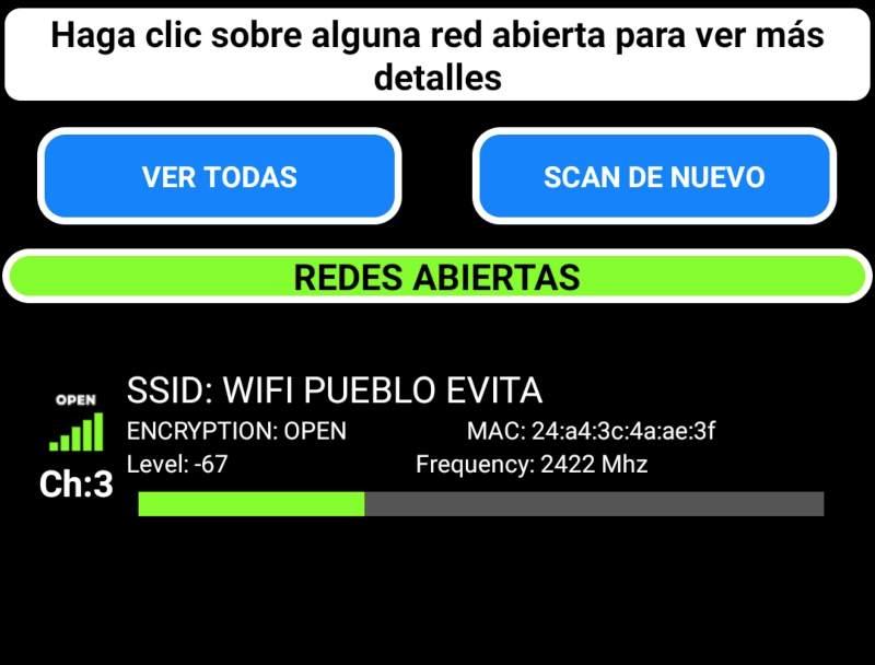 Redes libres wifi