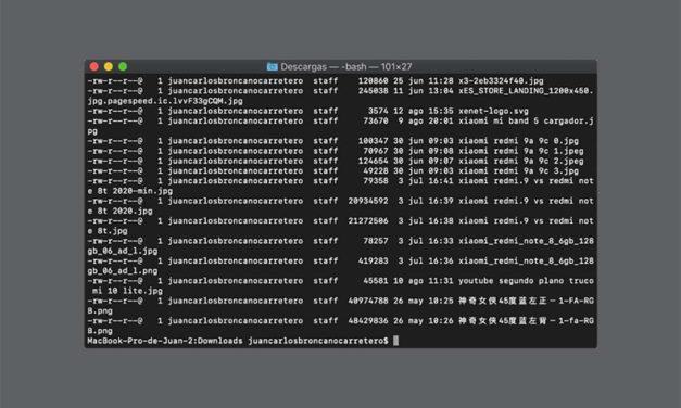 189 comandos de Linux que debes probar en la Terminal sí o sí